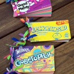 Fun Kids Craft: Candy Box Notebooks