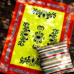 Make Your Own Painted Outdoor Rug