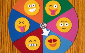 Make An Emoji Mood Spinner