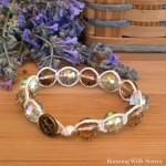 Shambala Macrame Bracelet