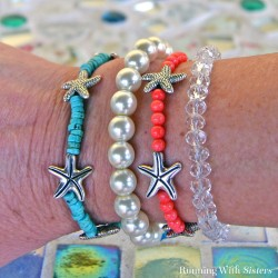 Beachy Wrap Bracelet