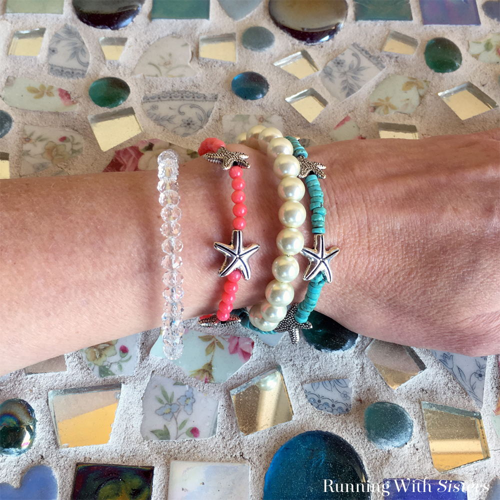 Make A Beachy Wrap Bracelet In This Jewelry Tutorial We Ll Show You How