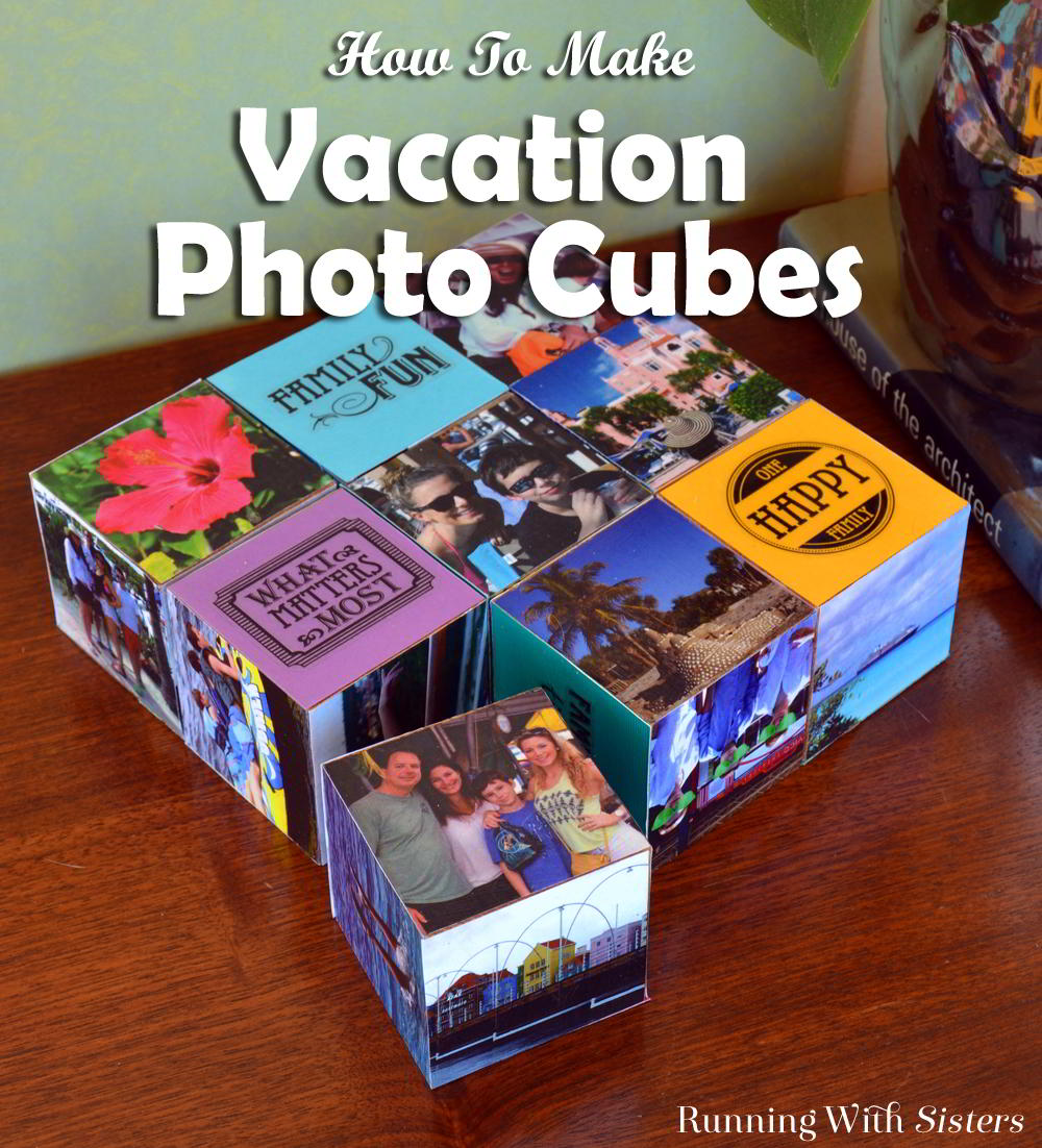 mod podge crafts mod podge photo cubes running with 2496