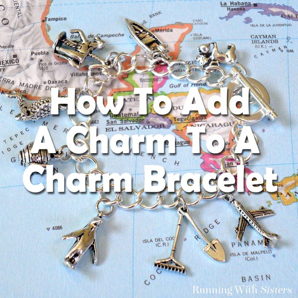 Learn how to add a charm to a charm bracelet in this DIY jewelry repair tutorial.