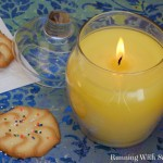 Sugar Cookie Jar Candle