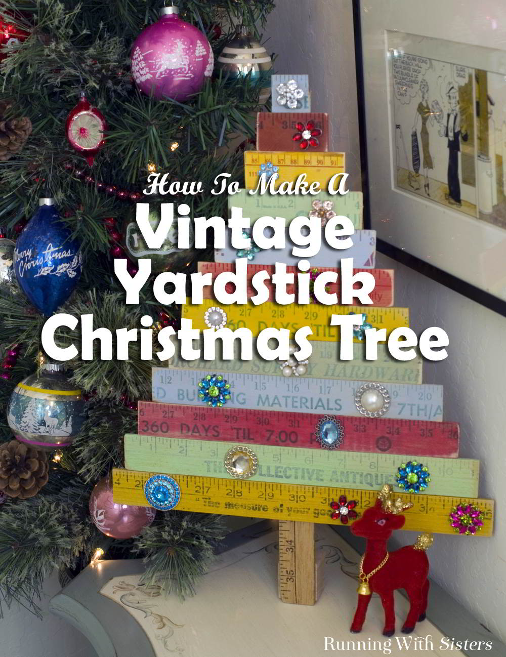 vintage-yardstick-christmas-tree-pinterest