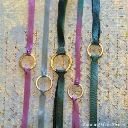 In this jewelry making tutorial, we'll show you how easy it is to make a Circle Friendship Bracelet. Watch the video then follow the how-to instructions.