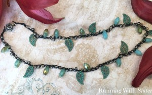How To Bead Crochet: Boho Bead Crochet Necklace