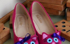 How To Make Super Cute Kitten Shoes