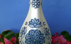 Transform A Dollar Store Vase