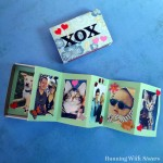 Matchbox Mini Scrapbook
