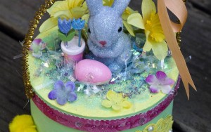 Sweet Bunny Easter Boxes