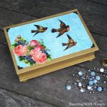 How To Turn A Hollow Book Into A Jewelry Box