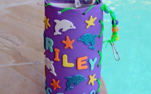 Kid Craft! Make Your Own Water Bottle Holder