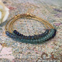 Delicate Beaded Friendship Bracelets