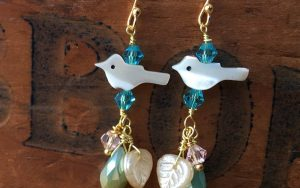 Birdy Boho Earrings