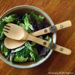 How To Make Charmed Salad Tongs