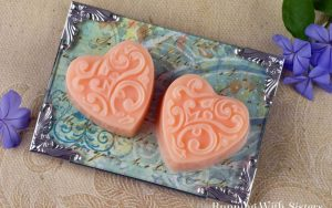 How To Make Valentine's Day Heart Soaps