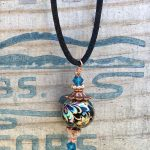 Make a Very Wearable Long Pendant Necklace