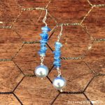 Gemstone Chip Earrings: How To Bead With Gemstone Chips