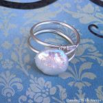 How To Make Your Own Pearl Wrap Ring