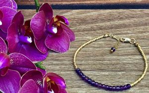 How To Make A Birthstone Friendship Bracelet