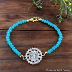 How To Make An Elegant Beaded Bracelet