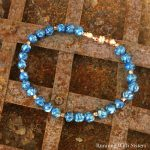 Get started making your own jewelry with this Easy Beaded Bracelet! We'll show every step with this video jewelry tutorial plus written instructions.