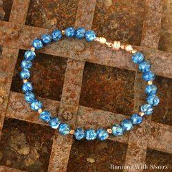 How To Make An Easy Beaded Bracelet