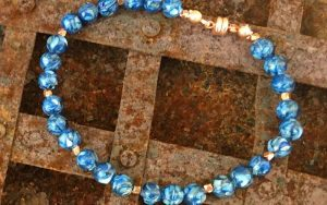 How To Make An Easy Beaded Bracelet