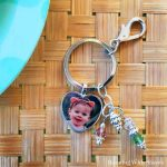 Make a Personalized Photo Pendant Key Chain. We'll show you how to make the photo pendant and key chain in this complete video tutorial.