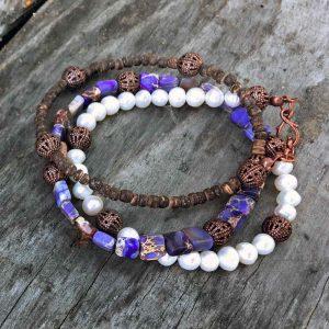 Three-In-One Wrap Bracelet Class
