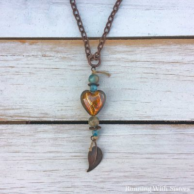 Dangling Heart Pendant