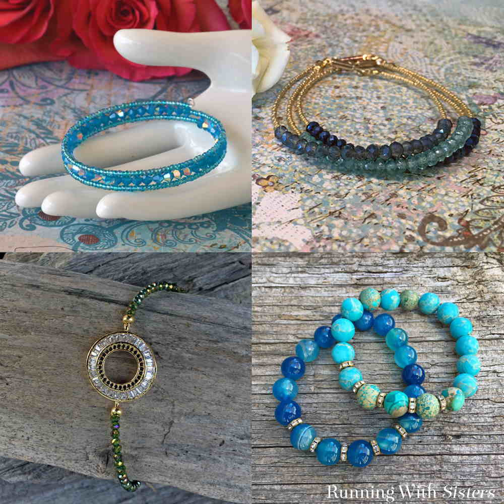 Four Favorite Bracelets To Make