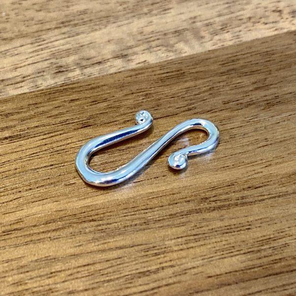 Filigree Wrap Bracelet Kit Gray Detail Clasp