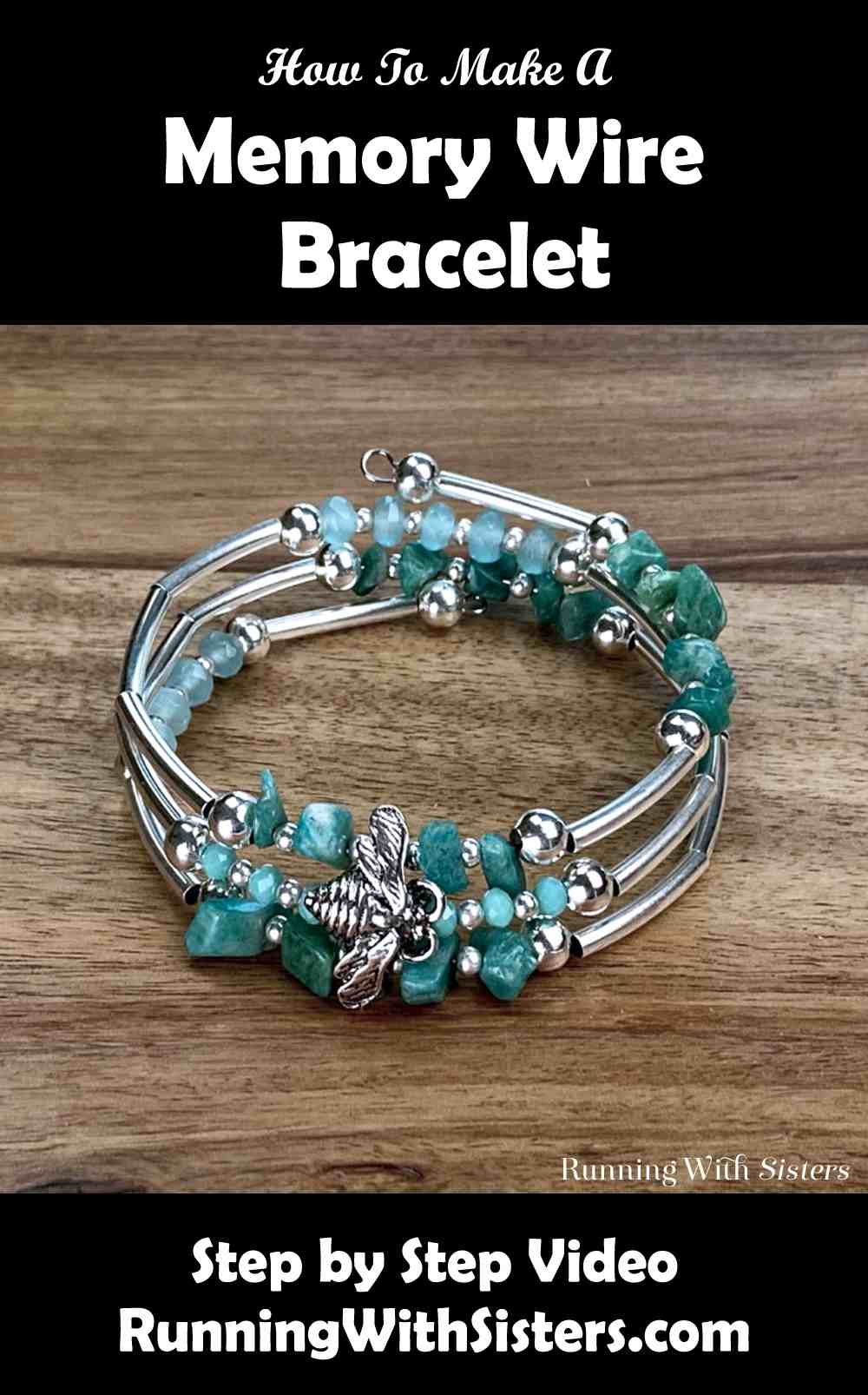 Bumble Bee Memory Wire Bracelet Pinterest