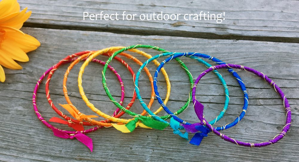 Perfect For Outdoor Crafting