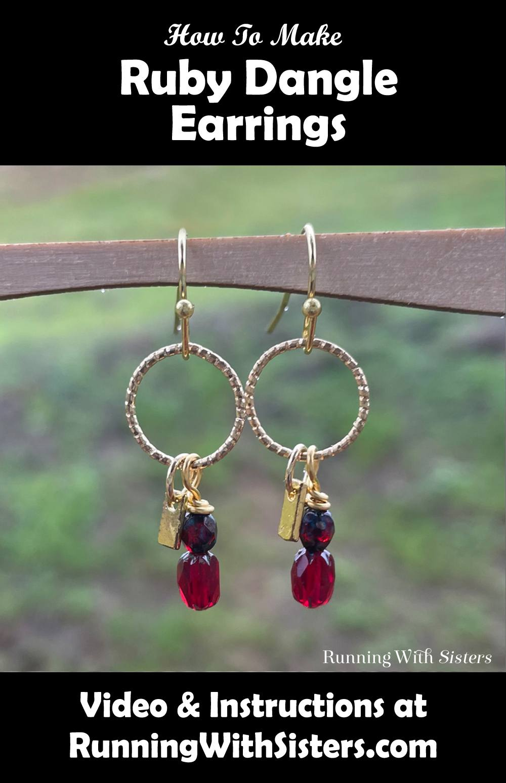 Ruby Dangle Earrings Pinterest 2 Green