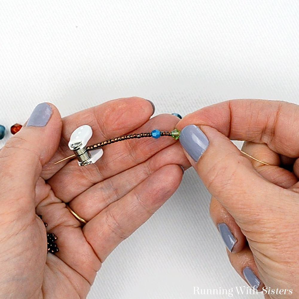Calliope Beaded Necklace - Keep Beading