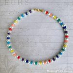 Spring Brights Pearl Necklace Square 2