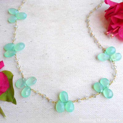 Beautiful Briolette Necklace